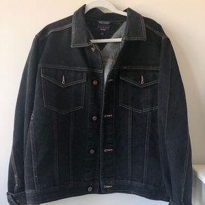 Tommy Jeans Dark Wash Jean Jacket